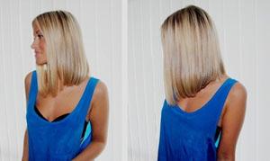 Особенности стрижки боб на длинные волосы